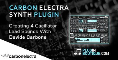 Pluginboutique carbonelectra 4oscillatorleads davidecarbone