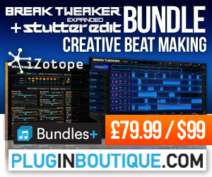 300 x 250 pib break tweaker stutter edit bundle pluginboutique