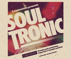 Soul tronic electronica banner 300