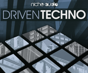 Niche driven techno 300 x 250