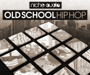 Niche old school hip hop 300 x 250