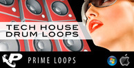 Tech house drums banner lg