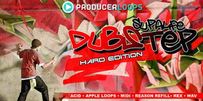 Supalife_dubstep__hard_edition_red_banner