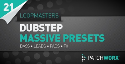 Dubstep Synths Massive Presets