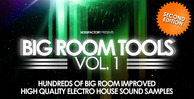 Internetcover noisefactory big room tools vol.1 second edition 1000x500