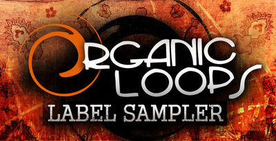 Organic loops label sampler 1000 x 512