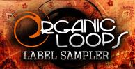 Organic loops label sampler 1000 x 512