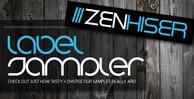 Zenhiser_label_sampler_2012_-_banner