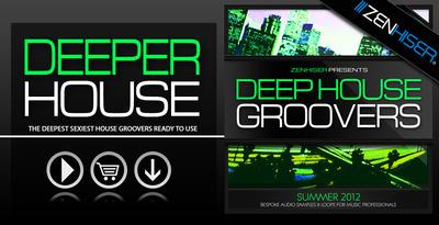 Deep house groovers 2