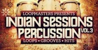 Indian Sessions Percussion Vol. 3