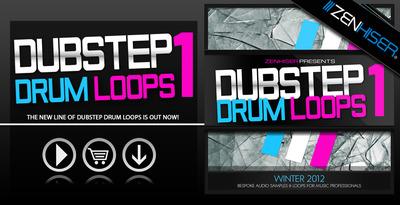 Dubstep drum loops 1
