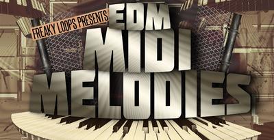 Edm midi melodies 1000x512