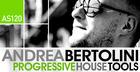 Andrea Bertolini - Progressive House Tools
