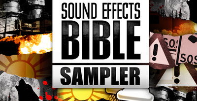 Sound effect bible sampler 1000 x 512