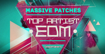 1000x512 top artist edm massive patche