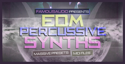 Edm percussive synths 1000x512