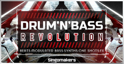 Drum   bass revolution 1000x512