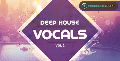 Deep house vocals vol 2 512