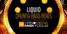 MIDI Focus - Liquid Drum & Bass Beats