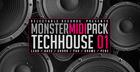 Tech House Monster MIDI Pack 01