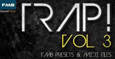 Trap vol3 banner