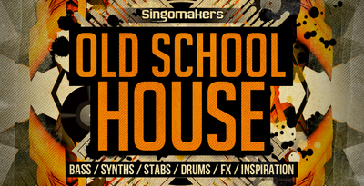 Old school acid house samples 90 39 s rave loops classic for Old school house classics