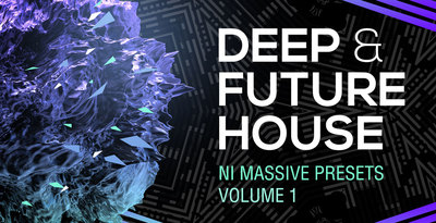 Deephouse future house sample pack vol 1 1000 x 512