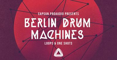 Berlin Drum Machines