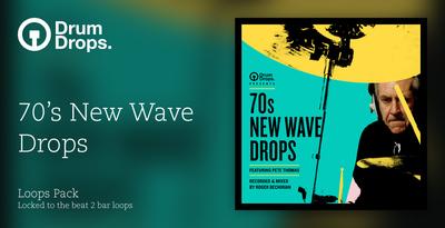 70s new wave drops loops