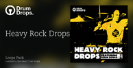 Heavy rock drops loops