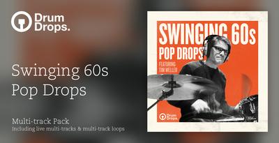 Swinging 60s pop multi track