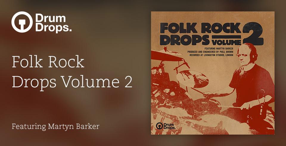 Folk rock drop volume 2