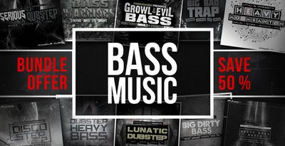 Bass music bundle 1000x512