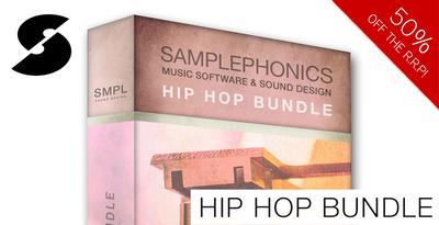 Hip hop bundle banner