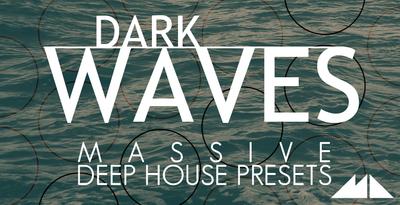 Dark waves banner