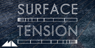Surface tension banner