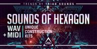 Triad sounds   sounds of hexagon rec