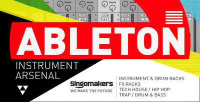 Ableton instrument arsenal 1000 x 512