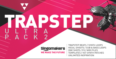 Trapstep ultra pack 2 1000x512