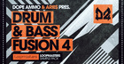 Dope Ammo & Aries - Drum & Bass Fusion Vol 4