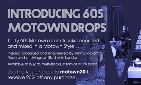 Motown drops banner lm