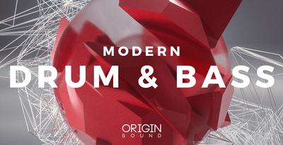 Moderndrum bass originsound banner