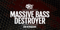 Massive bass destroyer artwork 512x1000
