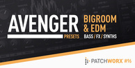 Bigroom   edm avenger presets   midi files