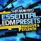 Essential edm presets 1000 x 1000