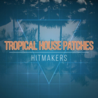 Tropical house patches1000x1000