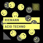 Riemann acid techno cover artwork