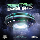 Beats from the bass ship 1000 x 1000