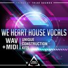 We heart house vocals